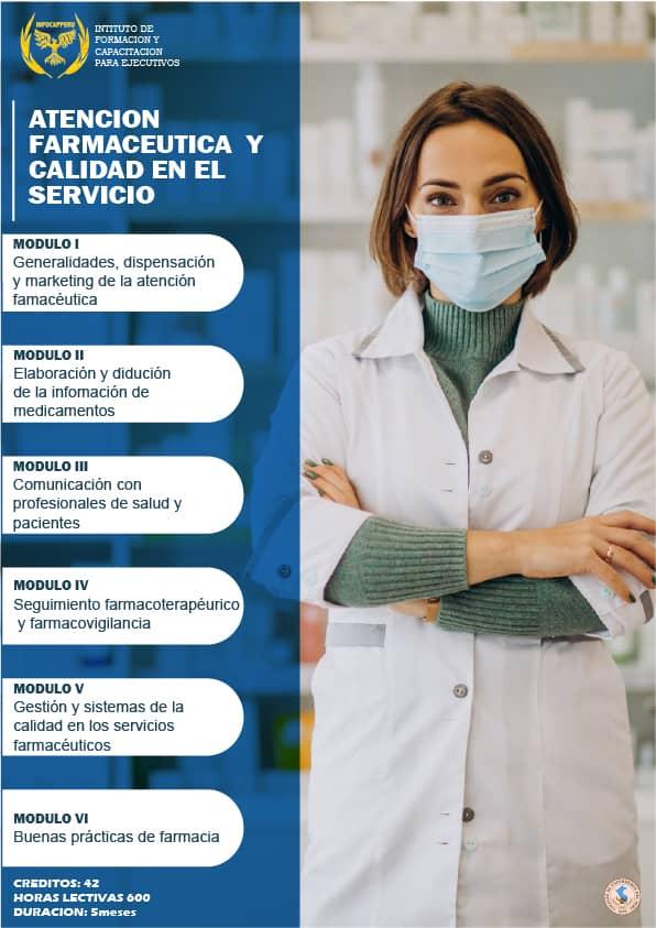 Atención Farmacéutica y Calidad en el Servicio
