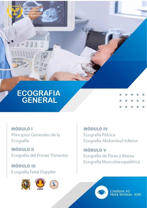 Ecografía General